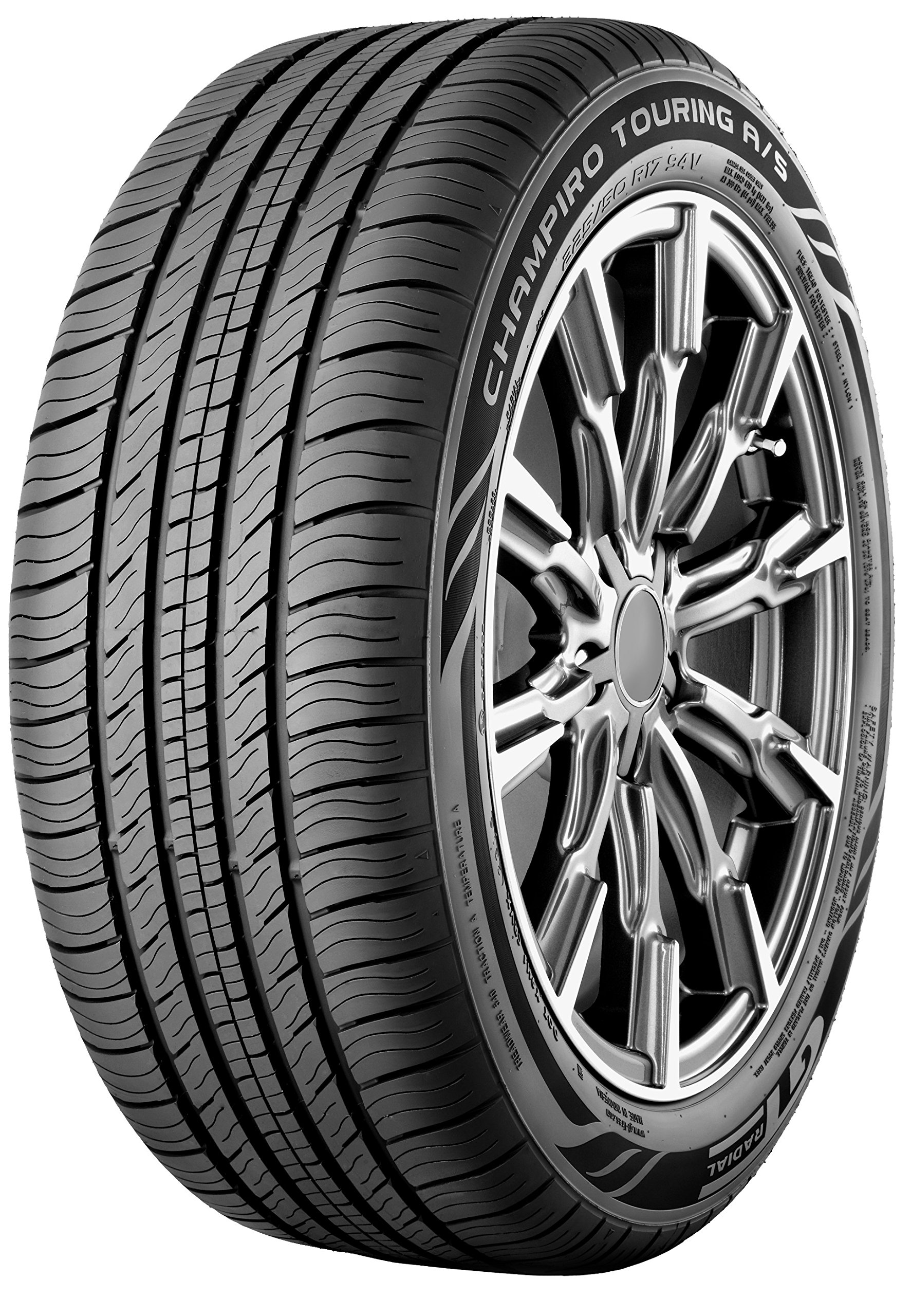 GT Radial CHAMPIRO TOURING A/S Radial Tire - 235/60R17 102T