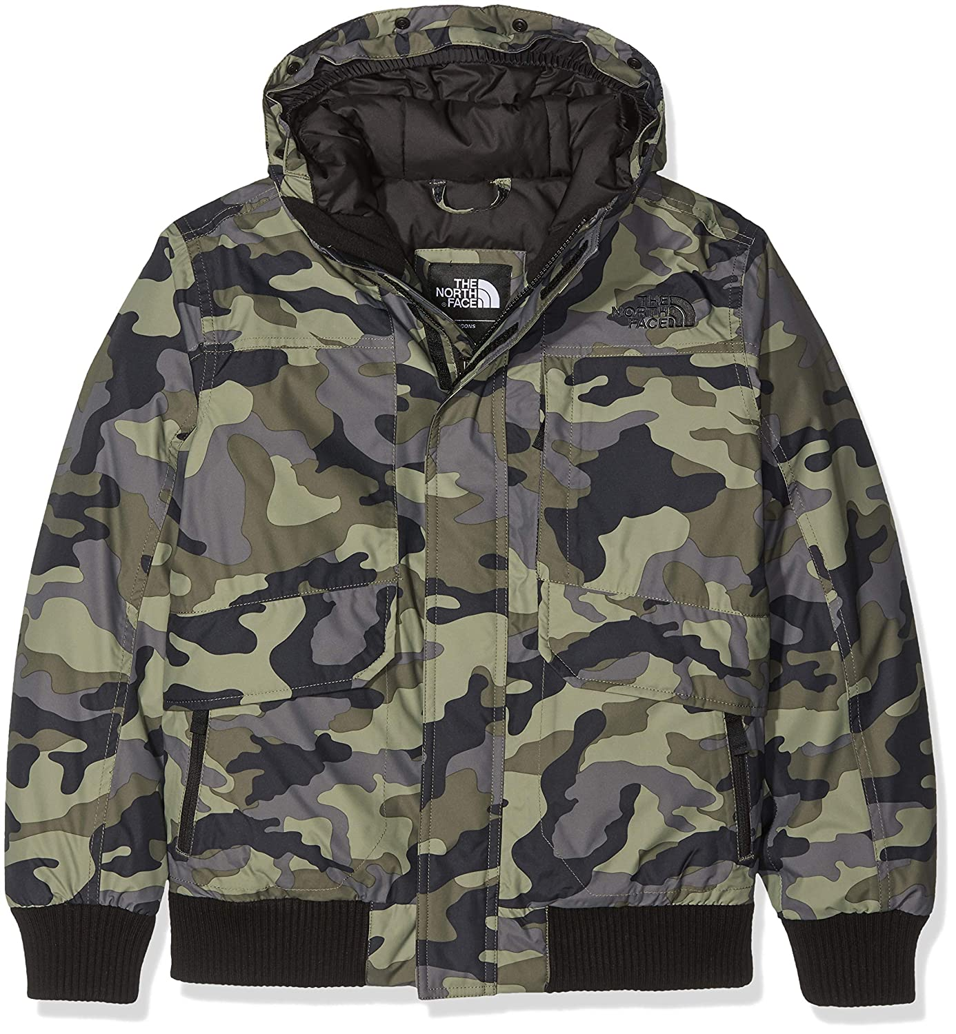 532c6eed62 Amazon.com: The North Face Kids Boy's Gotham Down Jacket (Little Kids/Big  Kids): Clothing