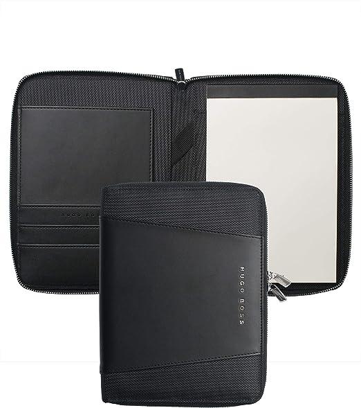 Hugo Boss - Conferencial a4 keystone negro: Amazon.es: Oficina y papelería