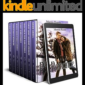 Winter Romance Boxset: Christmas Holiday Romance Unlimited Kindle Books