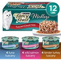 Medleys Tuscany Wet Cat Food Variety Pack - 85 g