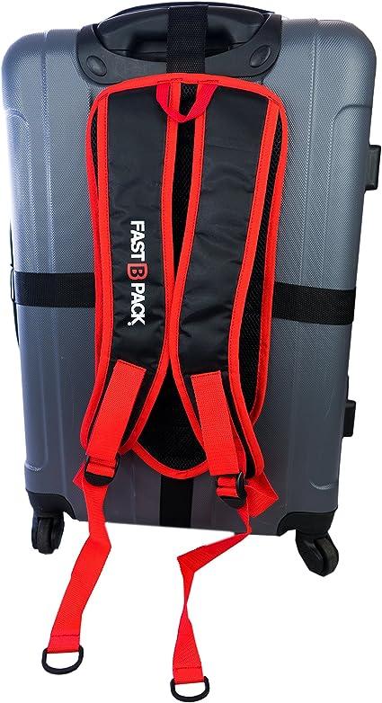 FastBpack el adaptador que convierte la maleta en una práctica ...