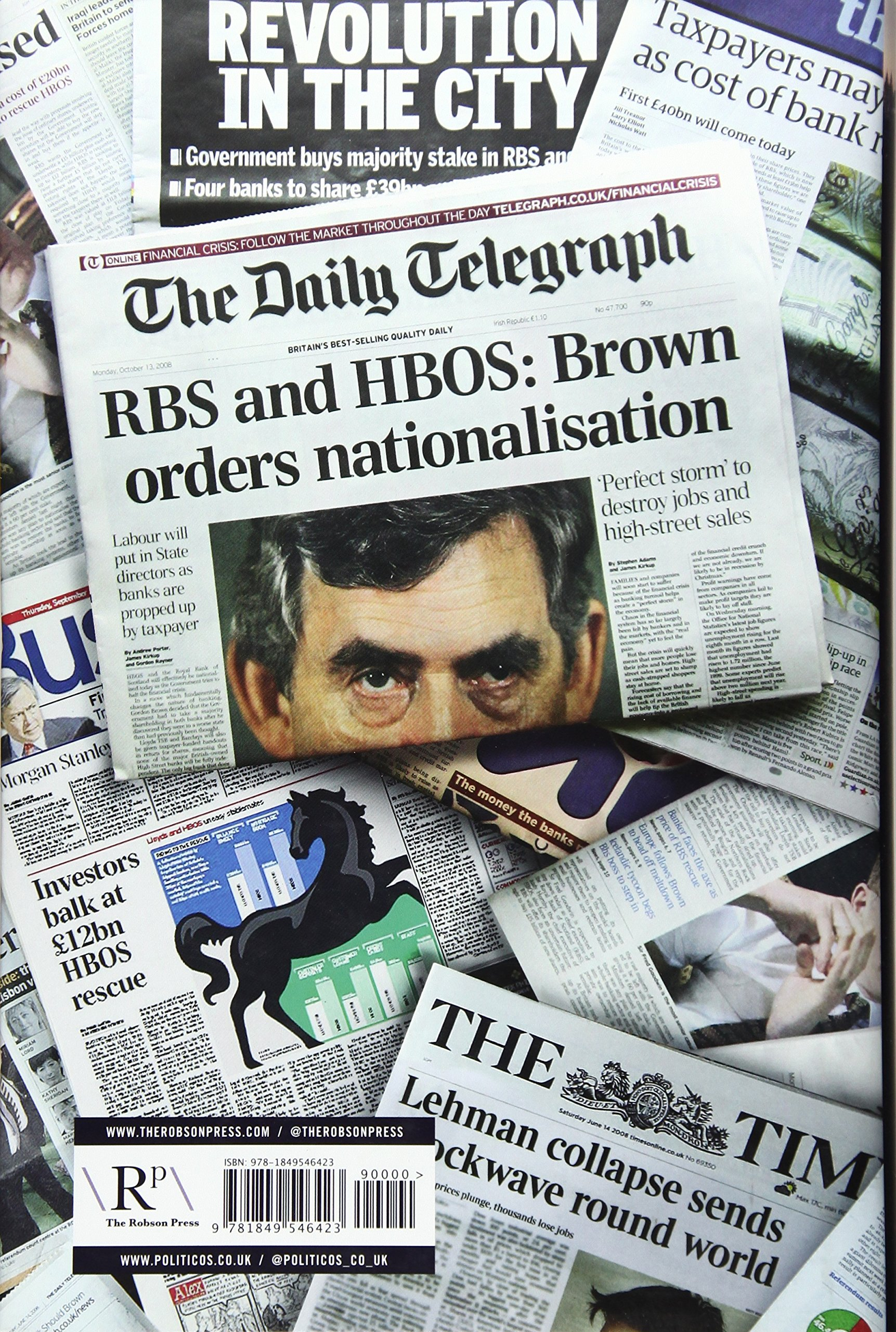 Black Horse Ride: The Inside Story of Lloyds and the Banking Crisis ...