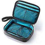 サンワダイレクト トラベルポーチ 充電器ポーチ PC周辺小物整理 収納ポーチ 旅行 グレー 200-BAGIN005GY