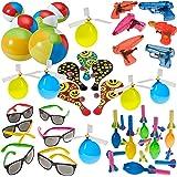 Prextex Beach Toys Assortment Great Summer Fun Toy Assortment