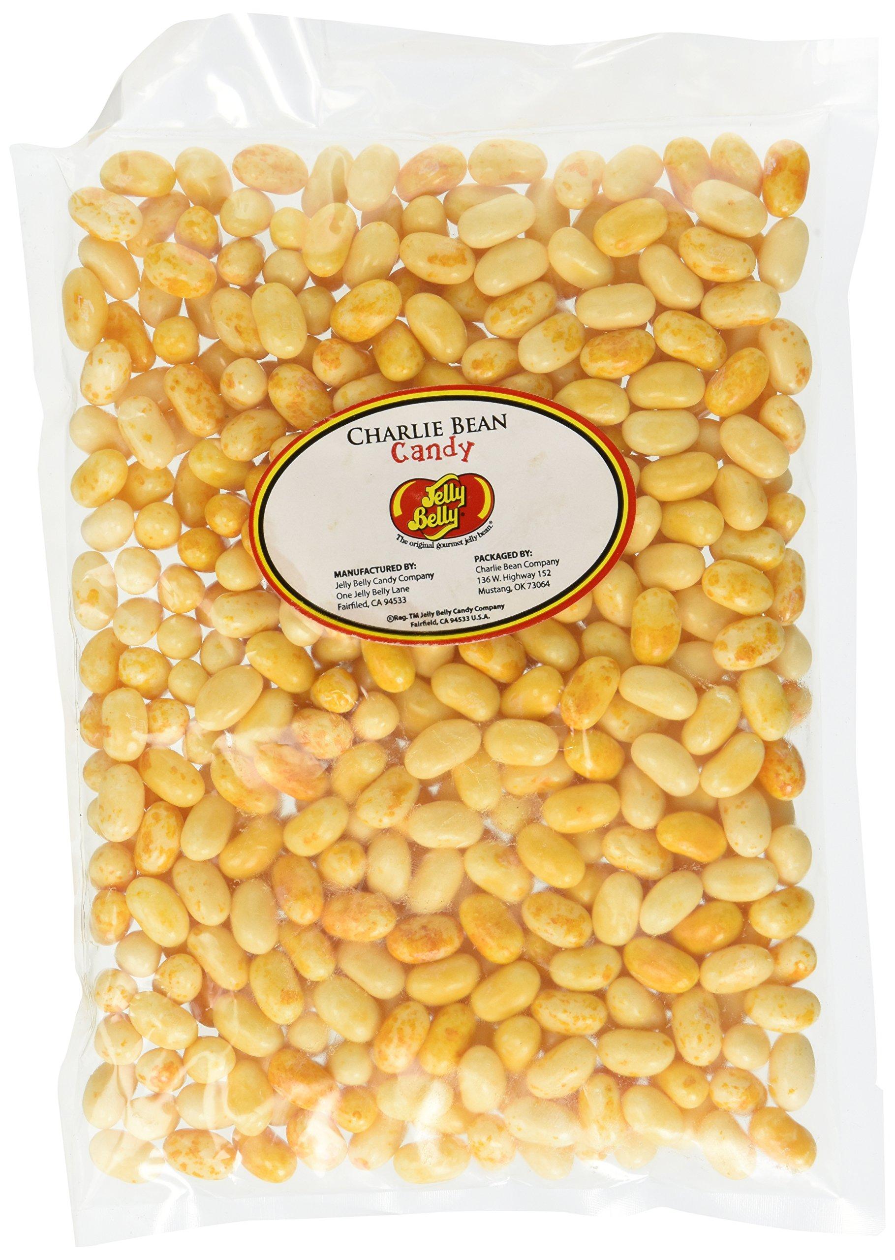 Jelly Belly Caramel Corn 1lb Bag by Jelly Belly