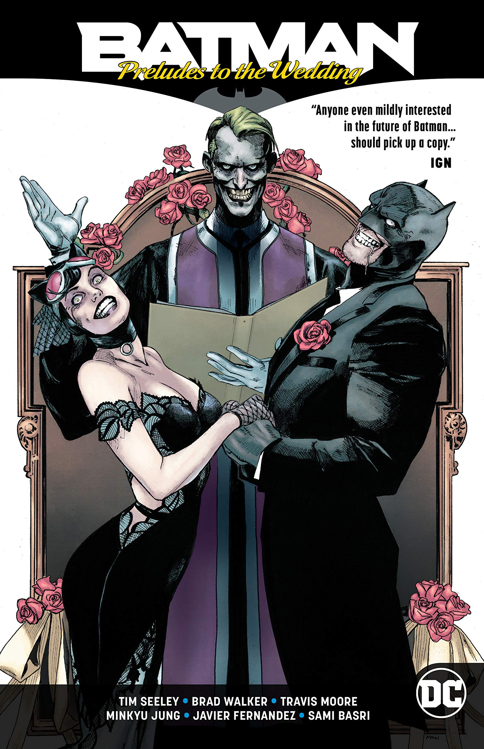 Image result for Batman: Preludes to the Wedding