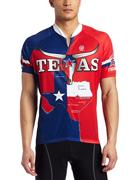 Canari Mens Texas Lone Star Jersey