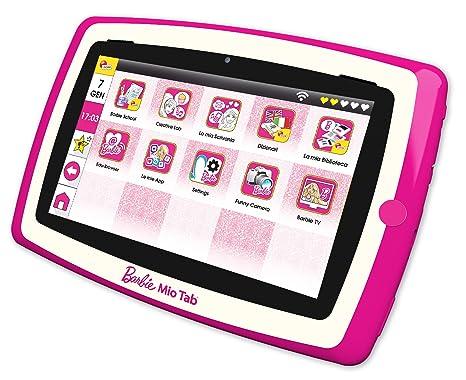 d8827985ff Lisciani Giochi 51557 - Mio Tab Barbie: Amazon.it: Giochi e giocattoli