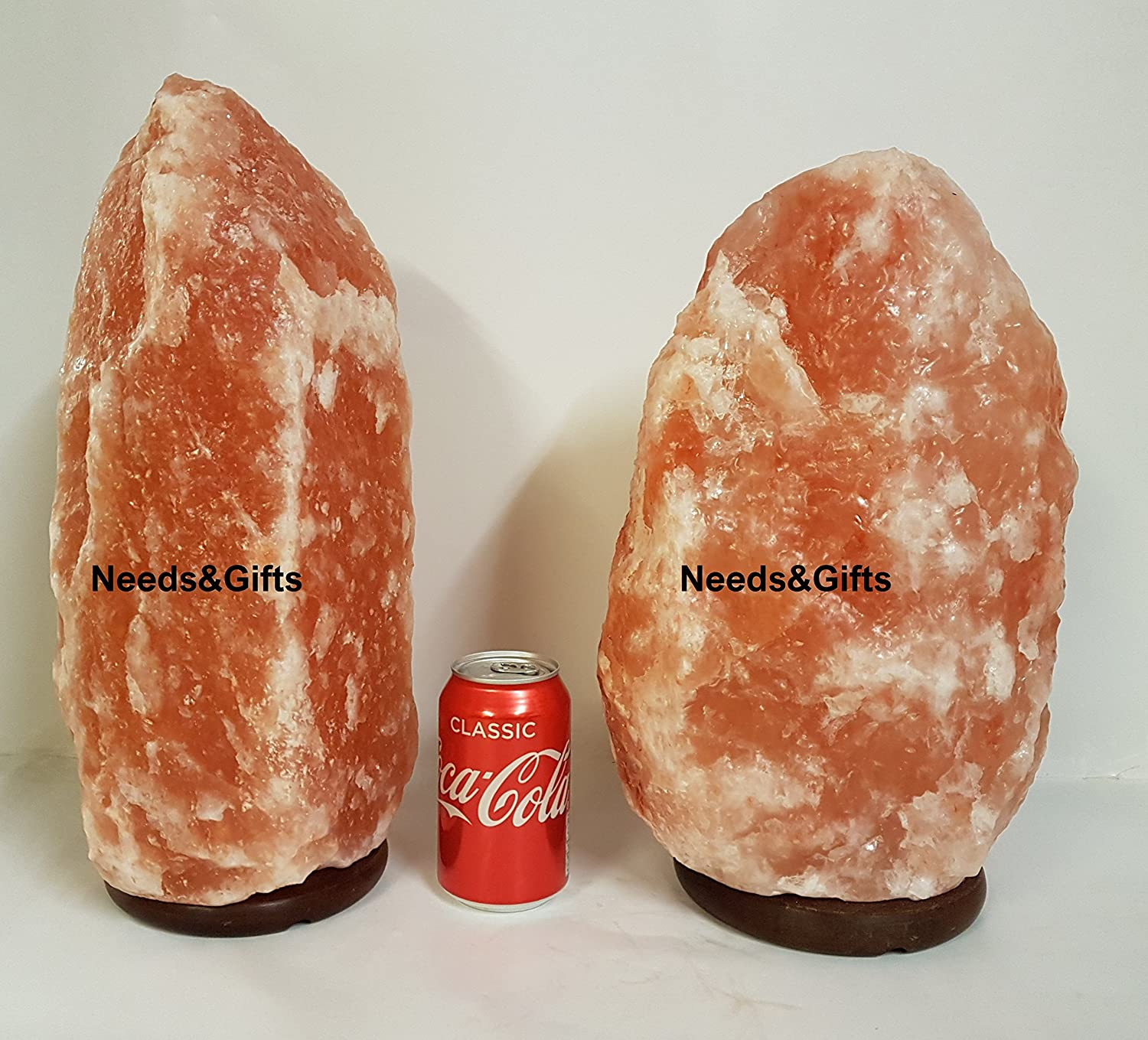 12 15kg Extra Large Natural Therapeutic Himalayan Pink Crystal Salt Lamp Fine Quality