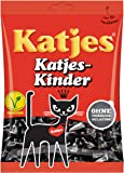Katjes Kinder Licorice Cat-shaped Drops 200g / 7.05 Oz