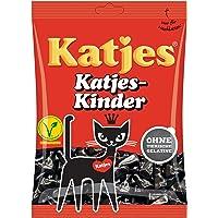 Katjes Kinder Licorice Cat-shaped Drops 200g Licorice Pieces