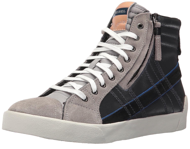 (ディーゼル) DIESEL メンズ スニーカー D-VELOWS D-STRING PLUS - sneaker mid Y01169P1204 B07282DXLW