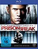 Prison Break: Season 1 [Blu-ray] [Import allemand]