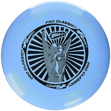 amazon com wham o pro classic u flex frisbee 130g colors and styles
