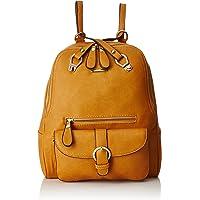Diana Korr Women's Backpack (Mustard) (DK33HMUS)