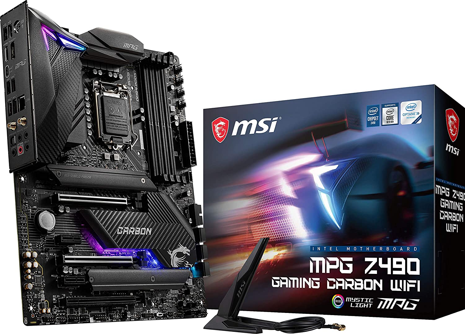 best msi motherboard for i9 10900k