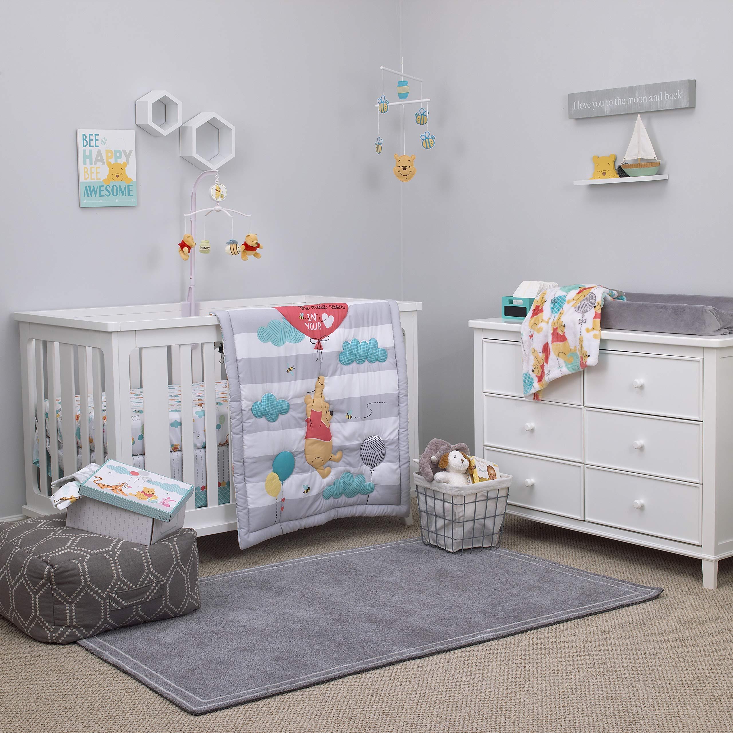 disney mobile winnie the pooh nursery. Black Bedroom Furniture Sets. Home Design Ideas