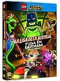 Lego Dc: La Liga De La Justicia: Fuga En Gotham [DVD]