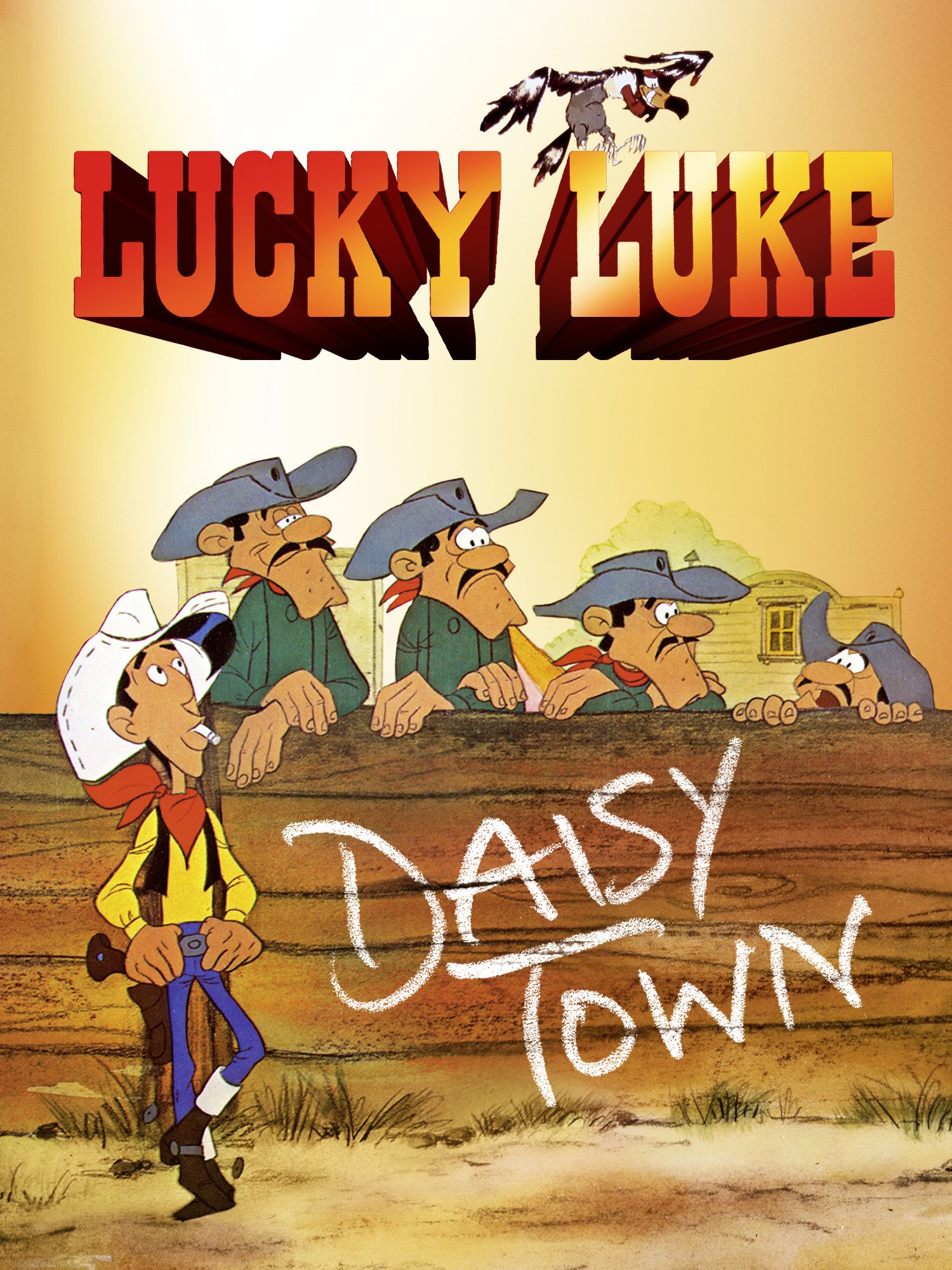 Amazon De Lucky Luke Daisy Town Ansehen Prime Video