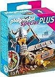 Playmobil - 5371 - Viking avec trésor