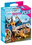 Playmobil 5371 Special Plus Viking with Treasure