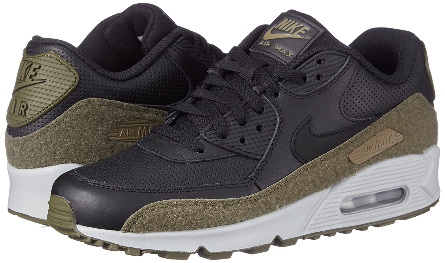 new product 39e82 8f56a Amazon.com   Nike Mens Air Max 90 HAL Running Shoes   Running
