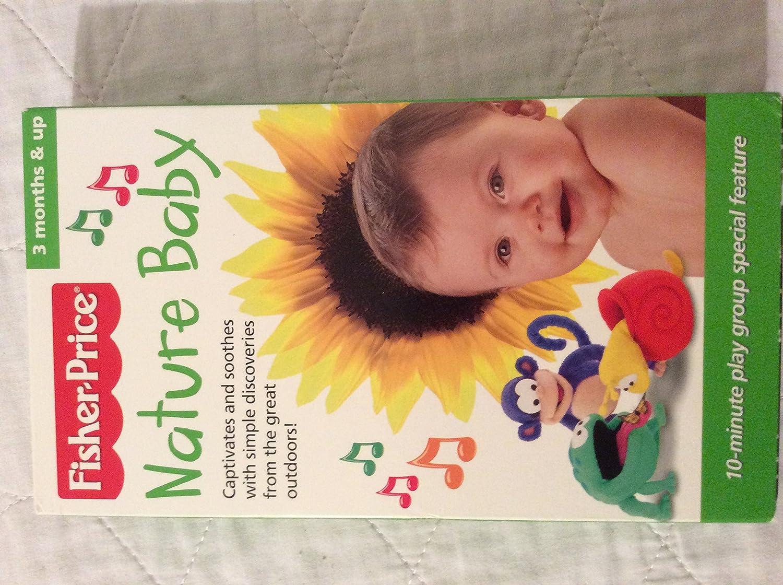 Fisher Price - Nature Baby [VHS]