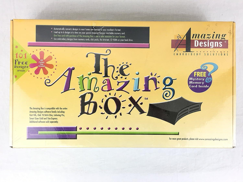 Amazon com: The Amazing Box Rewritable Memory Card Converter