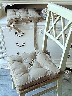 copricuscino per sedia con gala della blanc mariclo basic ... - Cuscini Quadrati Per Sedie