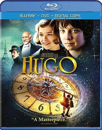 Amazon Com Hugo 2011 Combo Pack Blu Ray Dvd Digital Copy Movies Tv