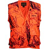 Gamehide Sneaker Big Game Vest Blaze Orange Camo