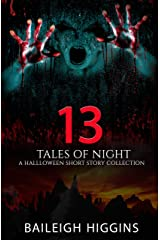 13 Tales of Night: A Halloween Short Story Collection Kindle Edition