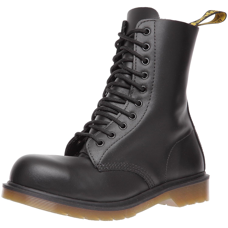 Dr. Martens1919 - Tacones con punta redonda Unisex adulto, negro (Noir mat 1), 42 EU: Amazon.es: Zapatos y complementos