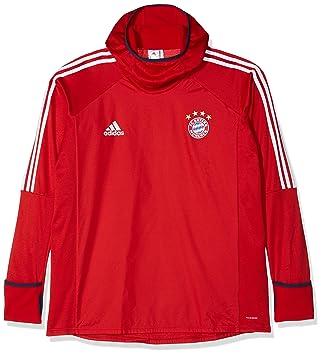 adidas Warm Sudadera de FC Bayern de Munich, Hombre: Amazon.es: Deportes y aire libre