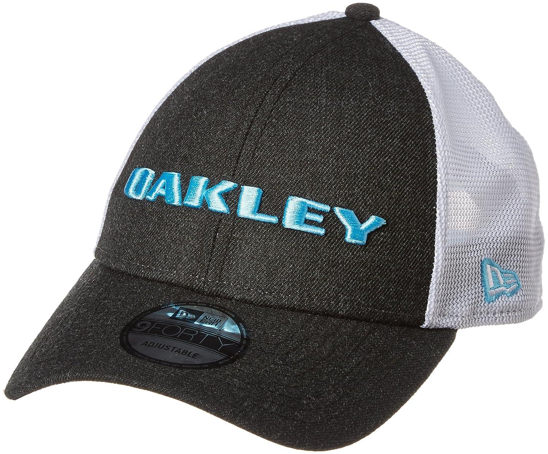 758a0eeae0b Oakley Men s Heather New Era Hat  Oakley  Amazon.co.uk  Sports   Outdoors