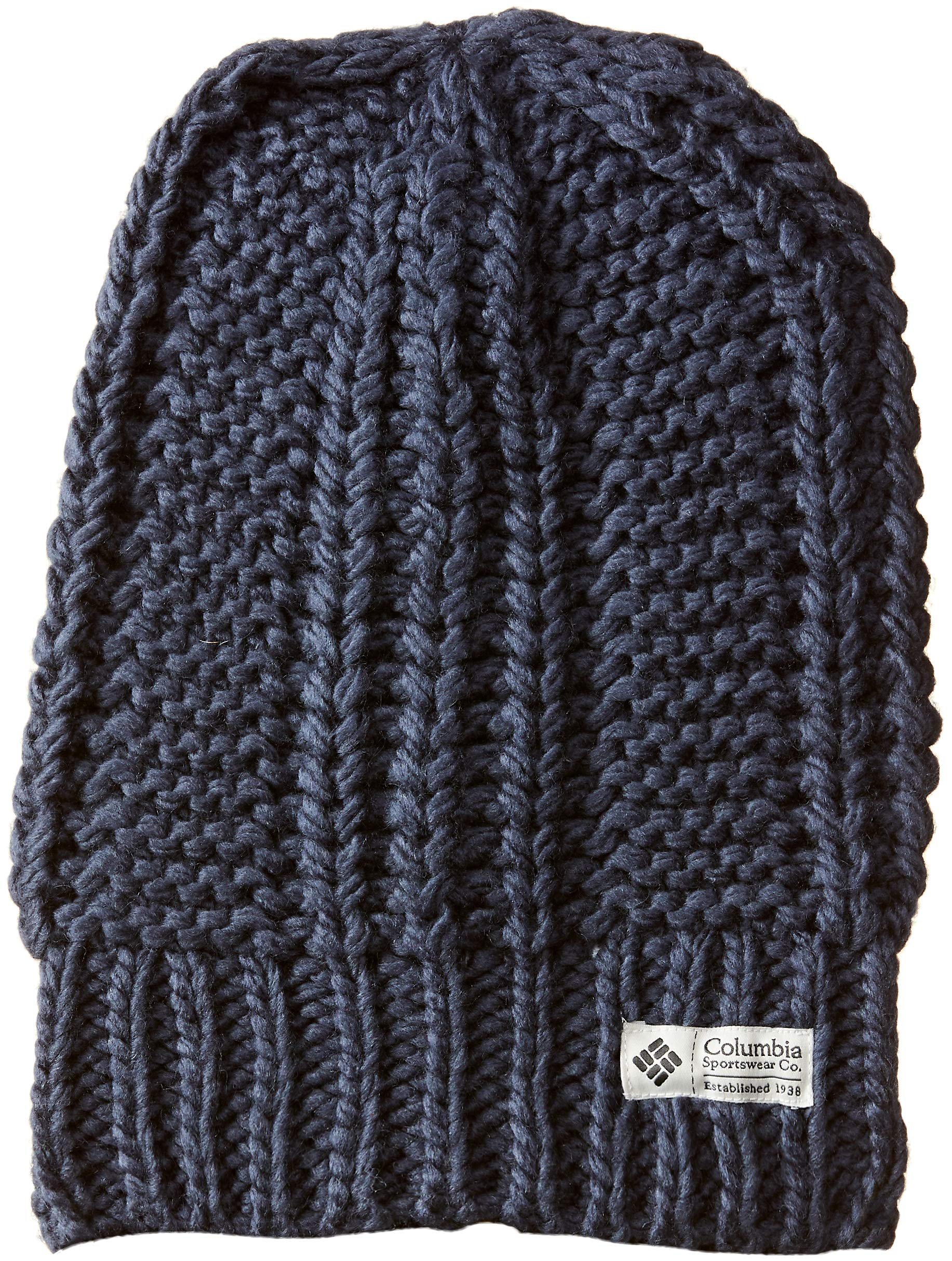 Columbia Women's Hideaway Haven Slouchy Beanie, Nocturnal, One Size