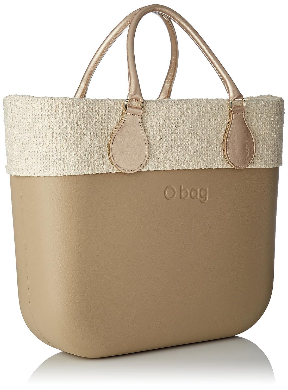 OBAG Mujer B001_078 Bolso de mano Multicolor Size: 14x31x39 cm (W x H x L): Amazon.es: Zapatos y complementos