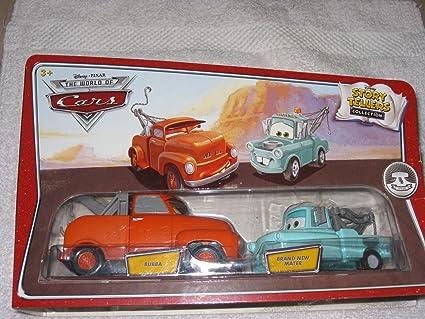 Amazon Com Disney Pixar Cars Movie 155 Die Cast Story Tellers