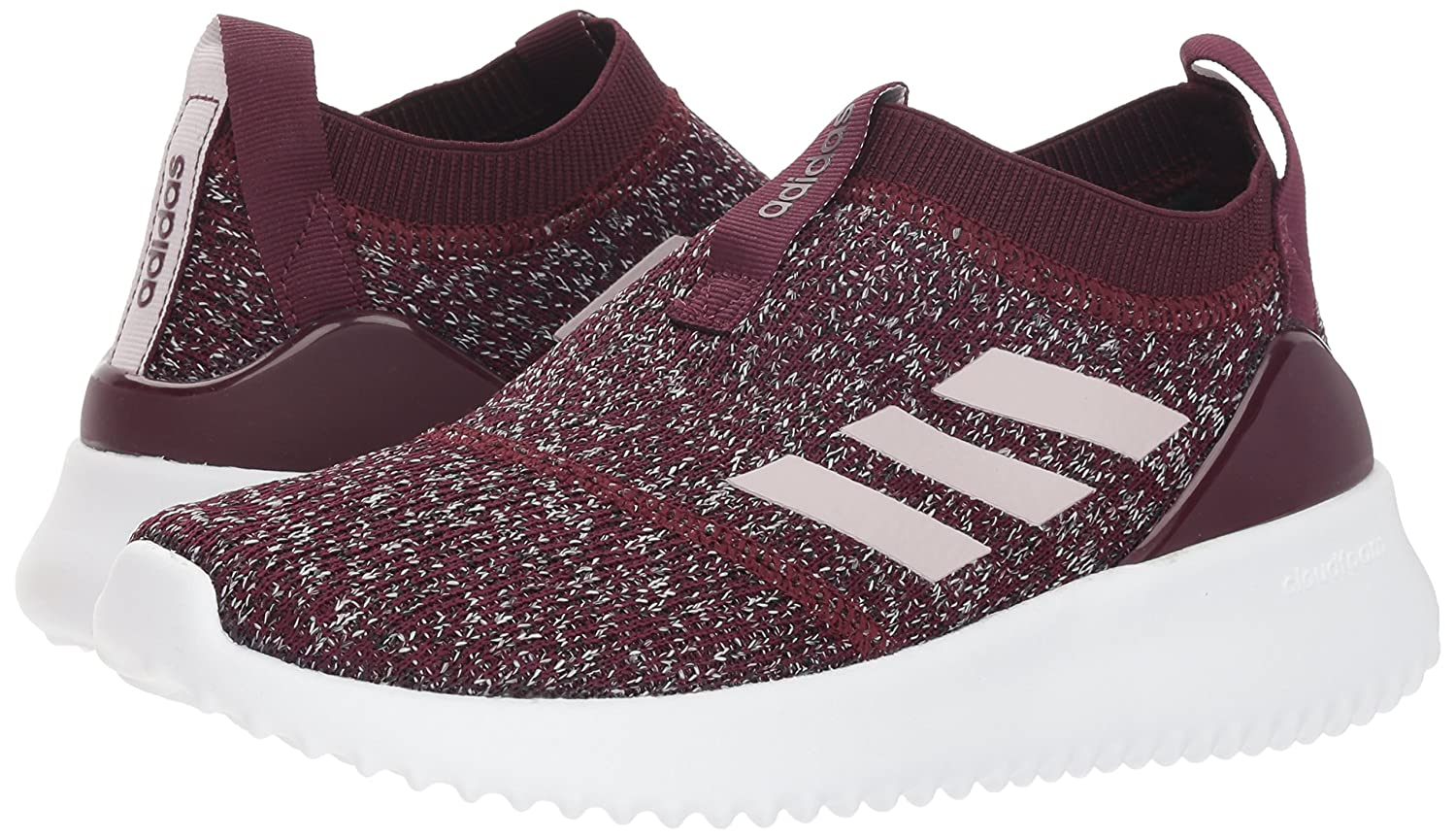 adidas Women's Ultimafusion Running Shoe Purple/White B077XCQDX5 9.5 M US|Maroon/Ice Purple/White Shoe 739574