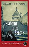 Stabbing in the Senate (A Washington Whodunit Book 1)