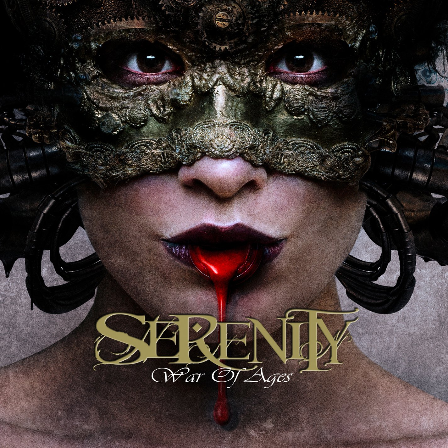 CD : Serenity - War Of Ages (CD)