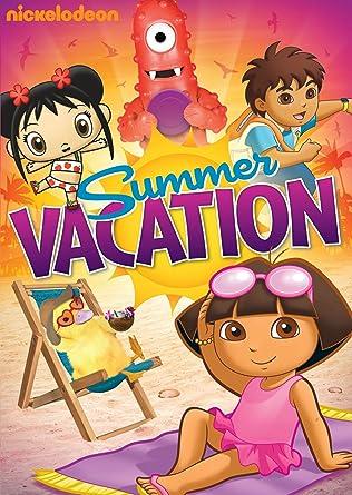 amazon com nickelodeon favorites summer vacation nickelodeon