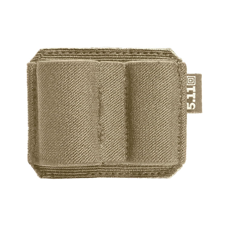 5.11 Tactical - Parche de velcro con bolsillos 56121