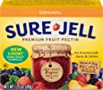 Sure-Jell Original Premium Fruit Pectin (1.75 oz Boxes, Pack of 8)
