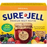 Sure-Jell Original Premium Fruit Pectin (1.75 oz Boxes, Pack of 8)