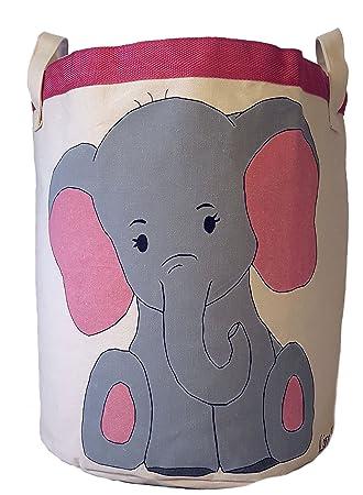 Live Wild Storage Bin (Elephant)