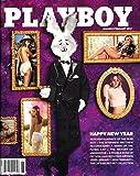 Playboy Magazine January 2017 - February 2017
