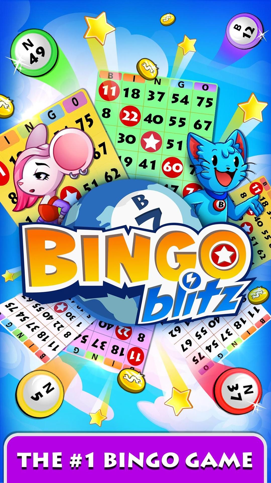 Play Free Bingo Blitz