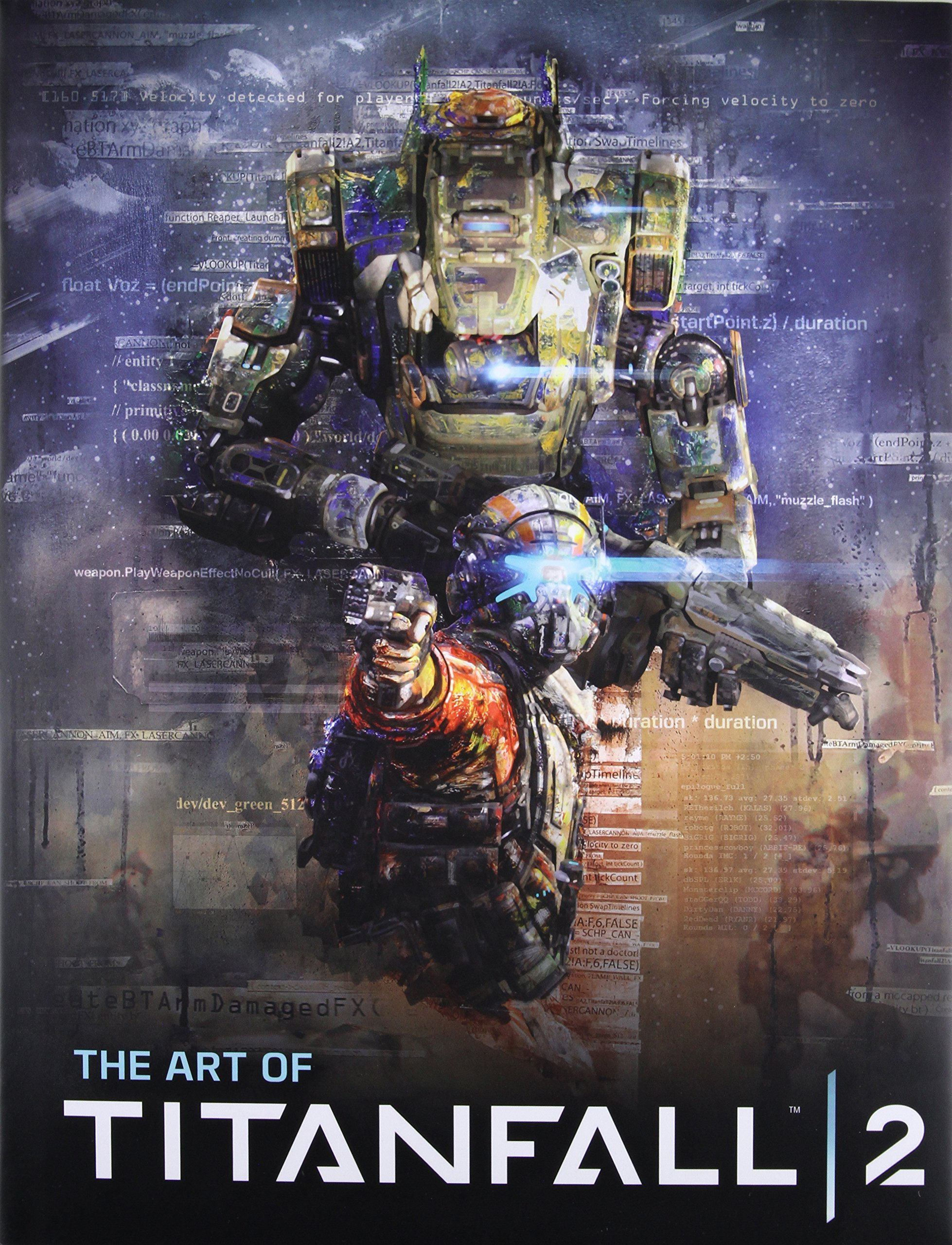 amazon com the art of titanfall 2 9781785653698 andy mcvittie books